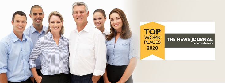 Even & Odd Minds - Top Workplaces 2020